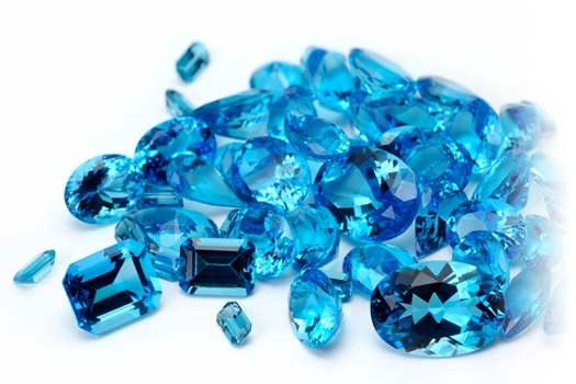 some of the most beautiful examples of beryl are aquamarine gemstone